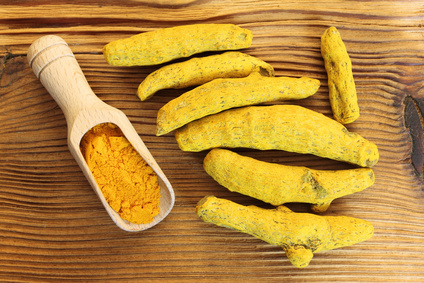 Banyan Botanicals' Turmeric Powder and Tablets